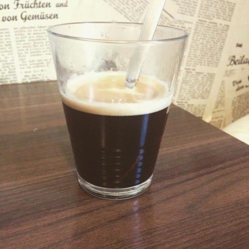Enjoying my last good coffee. #henkersmahlzeit ️…