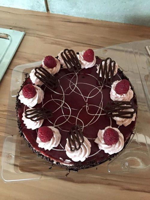 Schindl krank, gemeinsame Probe daher abgesagt, selbst gebackener Kuchen ein Rei…