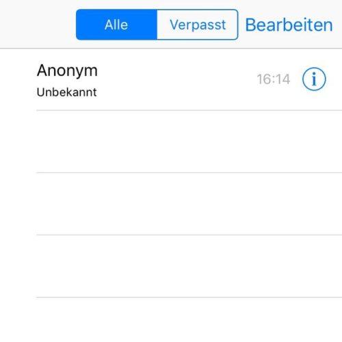 Rückruf von Anonym!!!! Der wollte wissen, ob och irgendeine Botschaft habe??? Wt…