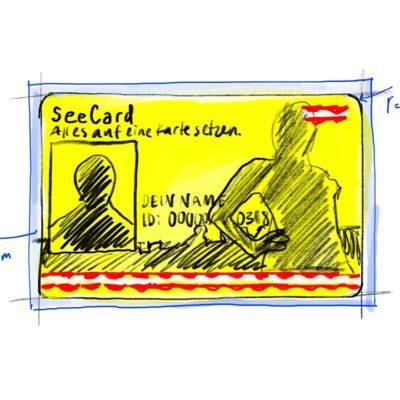 Kick-off SeeCard – Wir setzen alles auf eine Karte!
