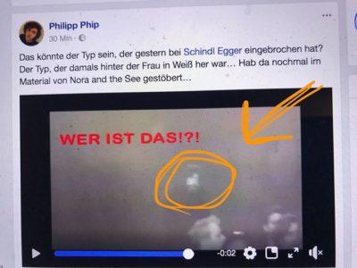 Gute Arbeit Philipp Phip. Wer hat diesen Mann gesehen? Der ist sicher kein Seest…